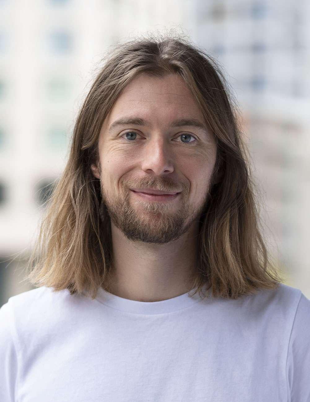 Portrait Björn Bomholt