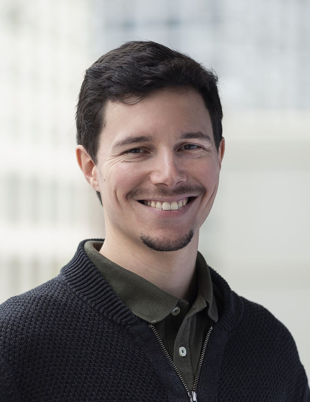 Portrait Julian Schneider