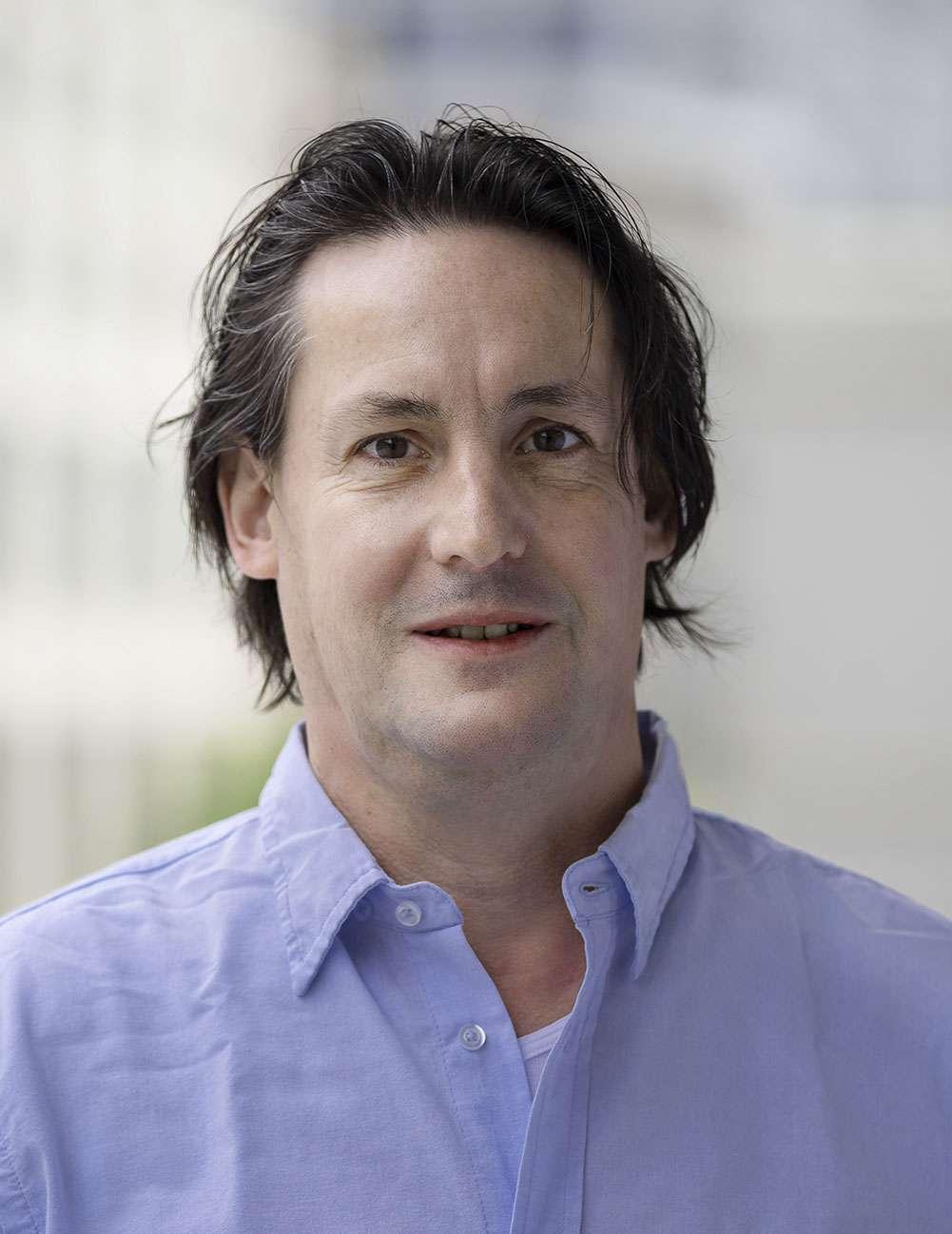 Portrait Richard Müller