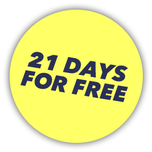 Test our products free of charge and without risk for 30 days