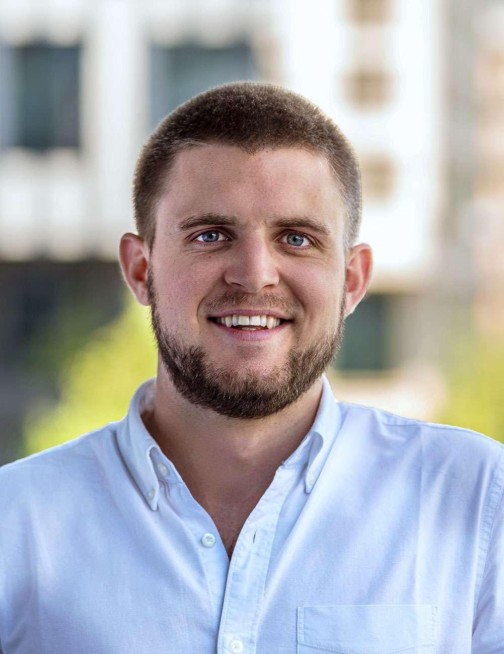Portrait Marco Sutter