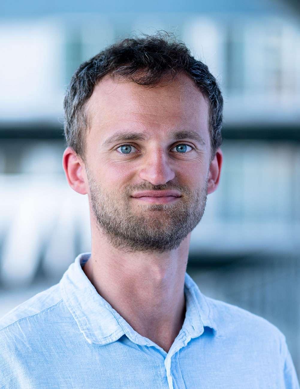 Portrait Dan Climasevschi