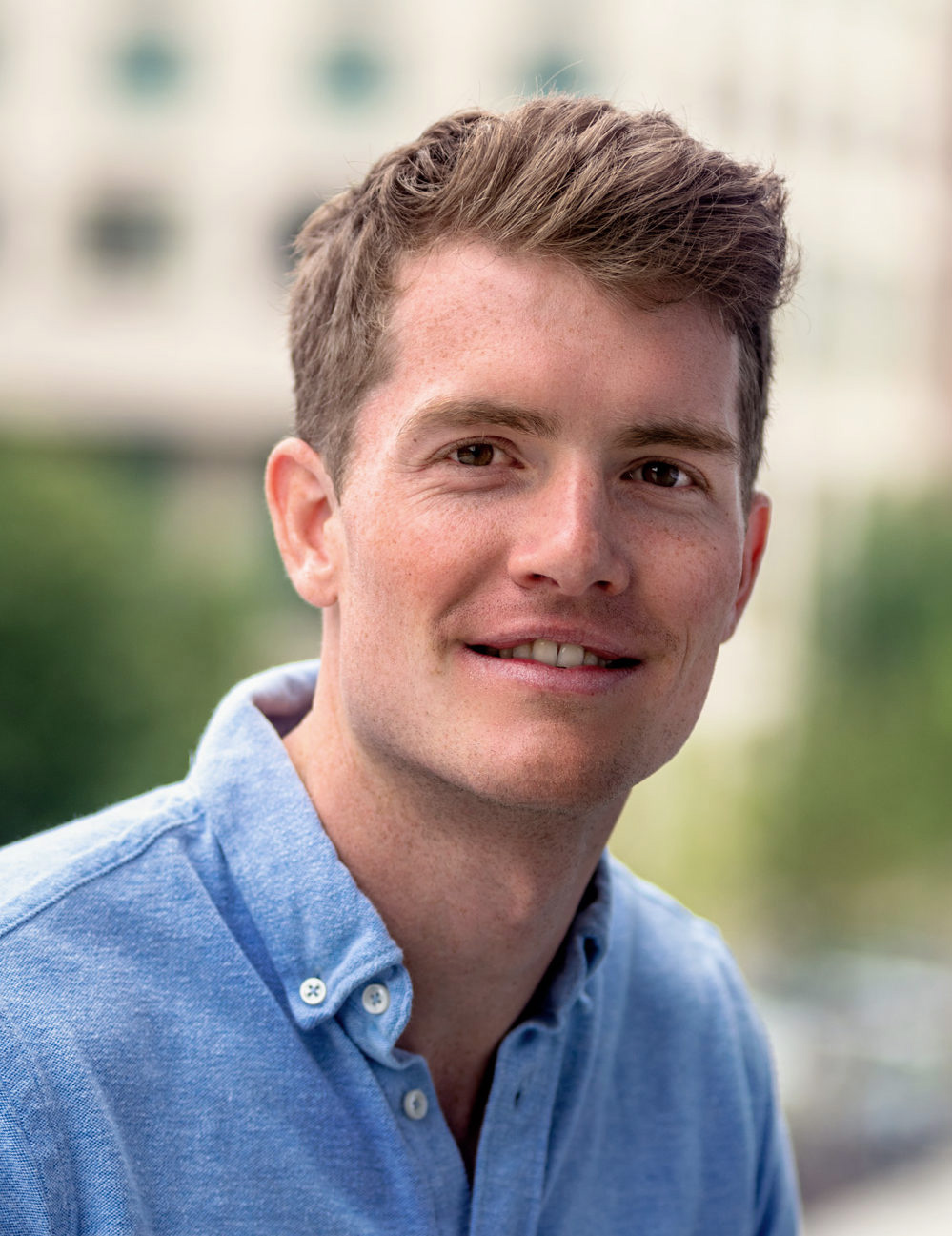 Patrik Deuss, CEO LEDCity AG